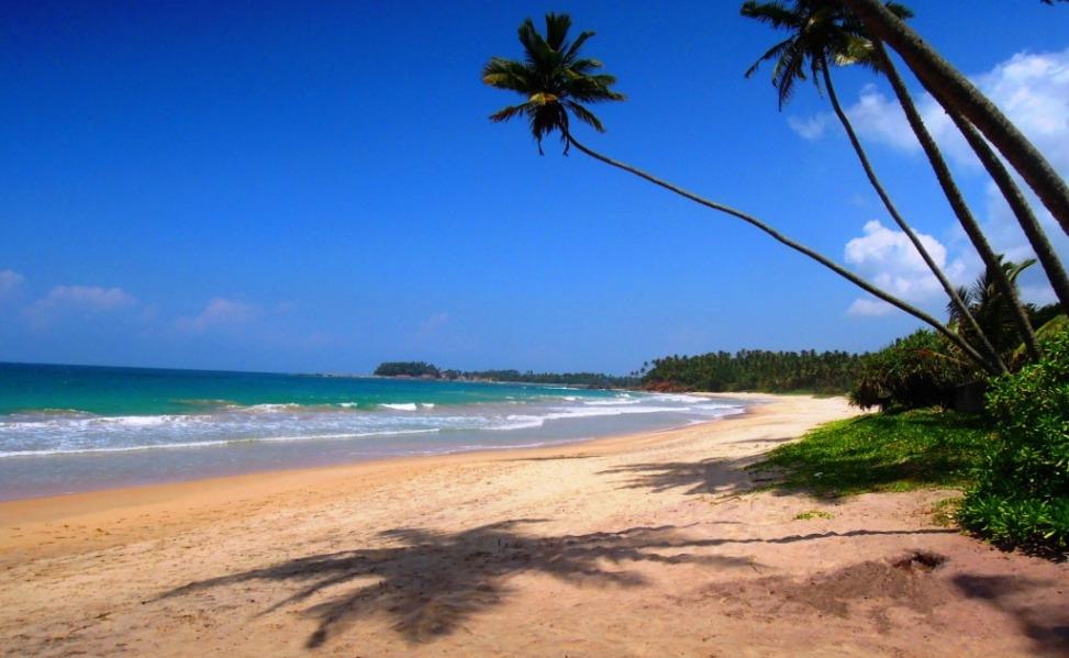 Der Strand von Vattersgarden